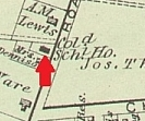 Location of Vienna Freedmen's School